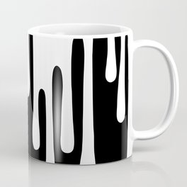 WHITE DRIPPING Coffee Mug