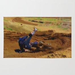 Crashing the Party - MotoX Rug