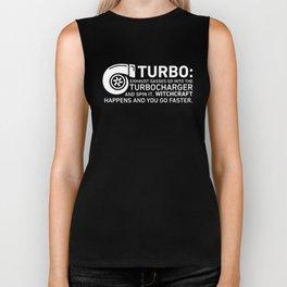 turbo Biker Tank