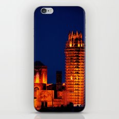 SEU VELLA, LLEIDA iPhone & iPod Skin