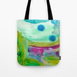 bright soul Tote Bag