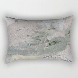 Left Behind Rectangular Pillow