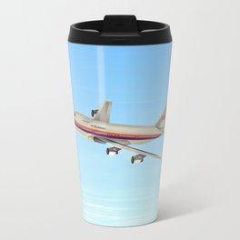Commercial jet liner Travel Mug