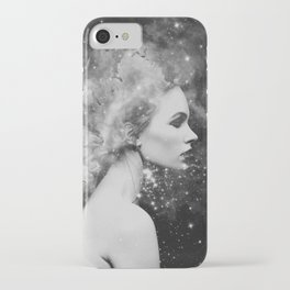 Head in the stars iPhone Case