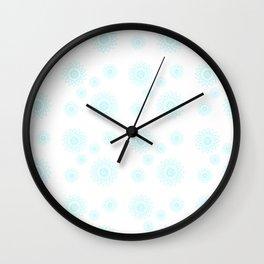 Star Chaser Art Print Wall Clock