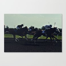 The Show Canvas Print