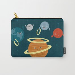 Saturn Ring Toss Carry-All Pouch