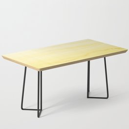 WITHIN THE TIDES - SUNNY YELLOW Coffee Table