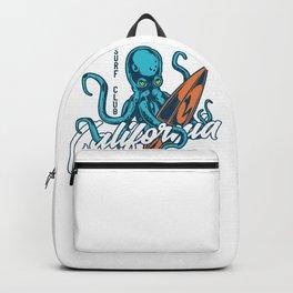 California Surf Club Backpack