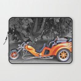 Three-wheeled Motorbike Laptop Sleeve