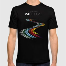 Racing Lines - Le Mans 24 Hours T-shirt