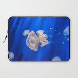 Jellyfish Aquarium Of Genoa Ponte Spinola Genova Italy Europe Ultra HD Laptop Sleeve