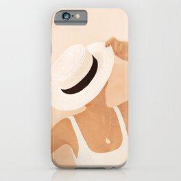 Summer Heat III iPhone Case