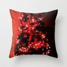 Christmas Tree. Throw Pillow