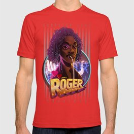 Roger troutman T-shirt