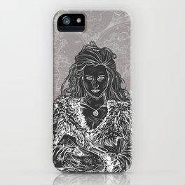 Morgana the High Priestess iPhone Case