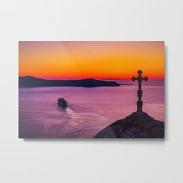 wonderful view Metal Print