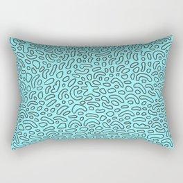 Abstract Drawing 039 Rectangular Pillow
