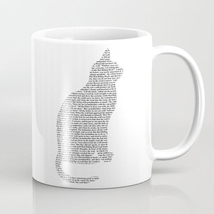 Cat - Cut out Coffee Mug