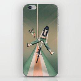 Happy Joyride iPhone Skin