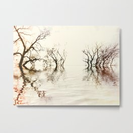 Barren Winter Rising #2 Metal Print