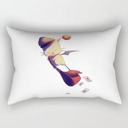 Fantasy Moogle Rectangular Pillow