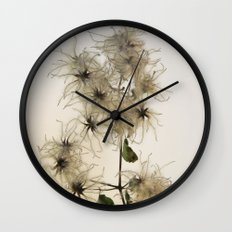 Florales · plant end 7 Wall Clock