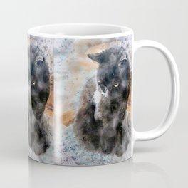 Edna our dainty lady cat Coffee Mug