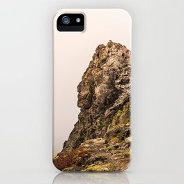 Behind The Clouds iPhone Case