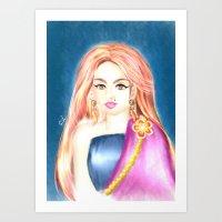 Hindu Inpire Art Print