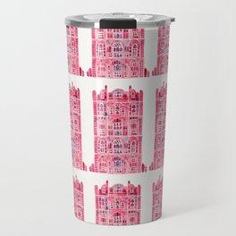 Hawa Mahal – Pink Palace of Jaipur, India Travel Mug
