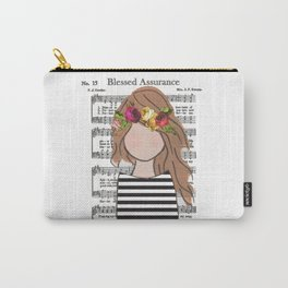Bronde Blessed Assurance Carry-All Pouch