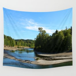 Quillayute River Wall Tapestry