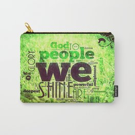 GRASS ROOTS Carry-All Pouch
