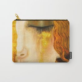 Freya's Golden Tears Viking Lore Carry-All Pouch