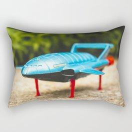 Lightning Bird Lift Off Rectangular Pillow