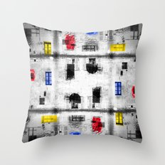 Annecy 2 Throw Pillow