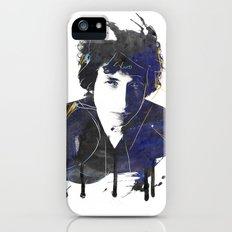 bob dylan Slim Case iPhone (5, 5s)
