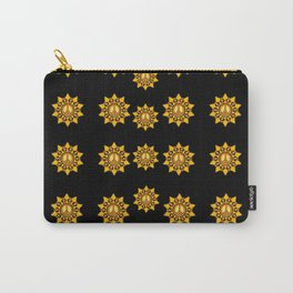 Star of peace in the dark Carry-All Pouch