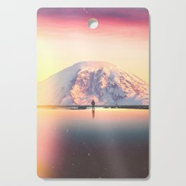 Mount Rainier Washington Cutting Board