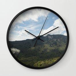 ridge Wall Clock