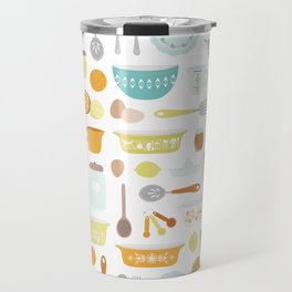 Citrus Kitchen Travel Mug