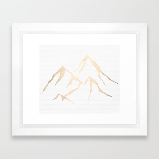 Adventure White Gold Mountains by naturemagick