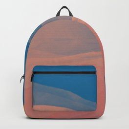 Somewhere Between Dusk And Dawn Backpack
