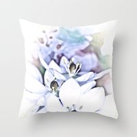 romance Throw Pillows featuring Romance by Lydia Cheval