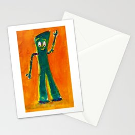 Gumby Stationery Cards