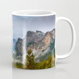 Yosemite National Park / Tunnel View  4/26/15 Coffee Mug