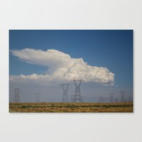 giants Canvas Prints featuring Giants by Claire Laminen Photo