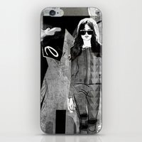 milan iPhone & iPod Skins featuring >>> MILAN MIX  by Olive Primo Design + Illustration
