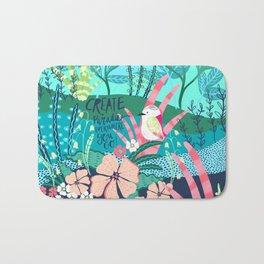 Create Paradise Bath Mat